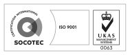 ISO 9001:2008 Quality management systems